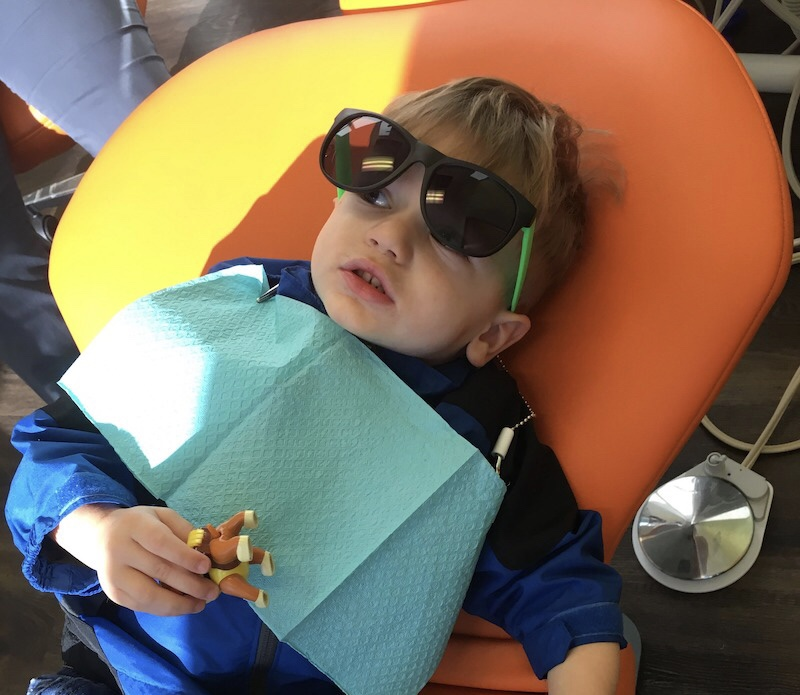 Help Toddlers Cope with Dental Exams